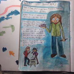 Sketchbook Project Excerpt 9