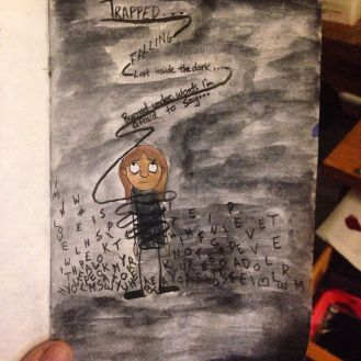 Sketchbook Project Excerpt 6