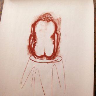 Figure Drawing Class Excerpt