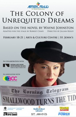 Colony of Unrequited Dreams Artistic Fraud