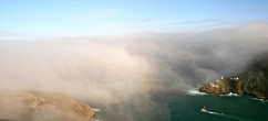 Fog in the Narrows, St. John's, NL