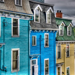 St. John's Houses, NL