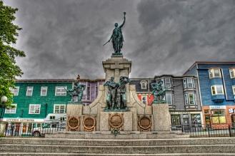 War Memorial, St. John's NL